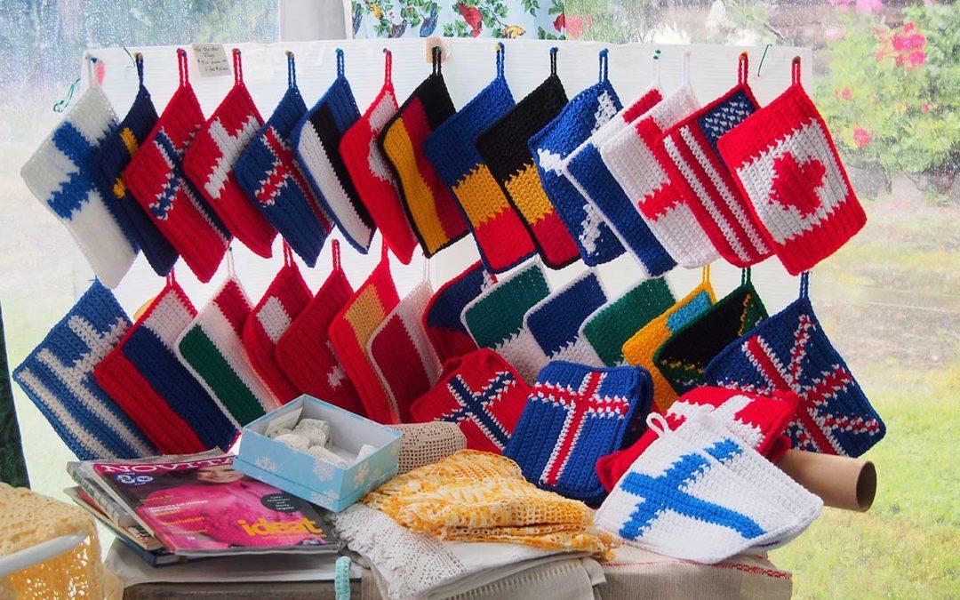 Scandinavian Midsummer Festival Table Applications Available Now