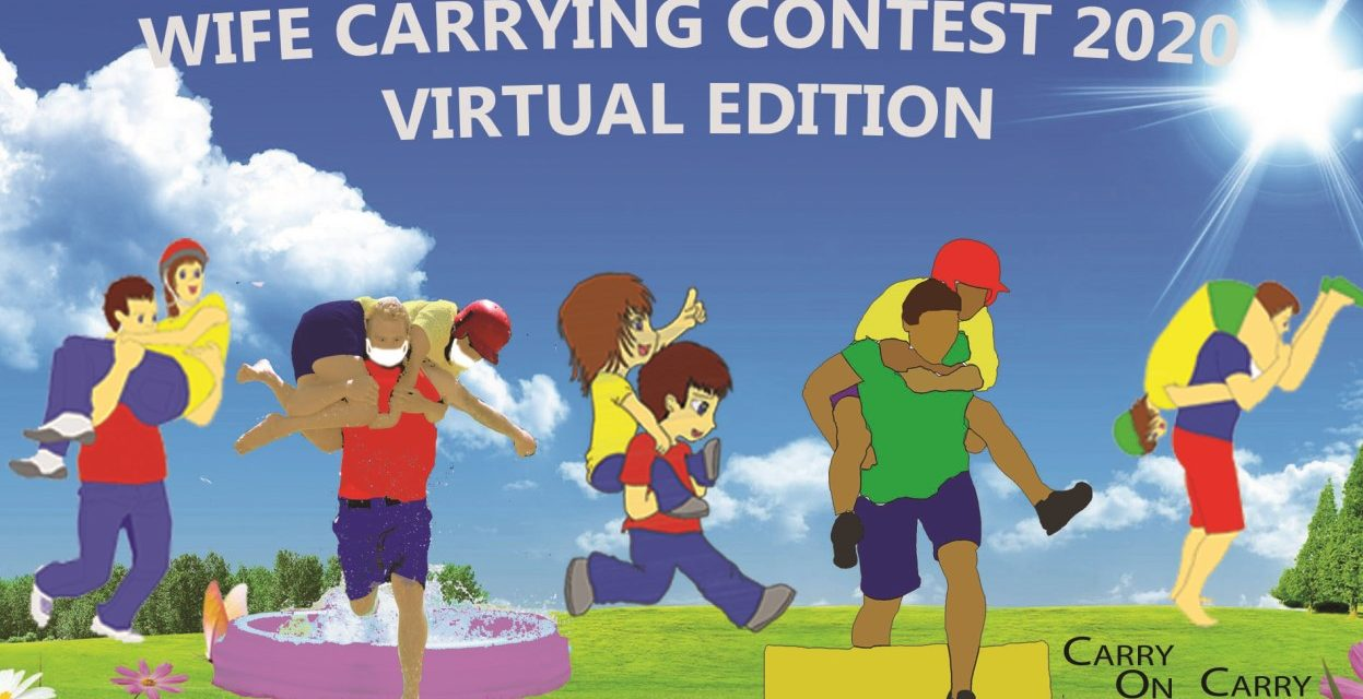 Wife Carrying Contest: Virtual Edition
